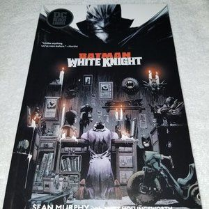 DC Batman White Knight